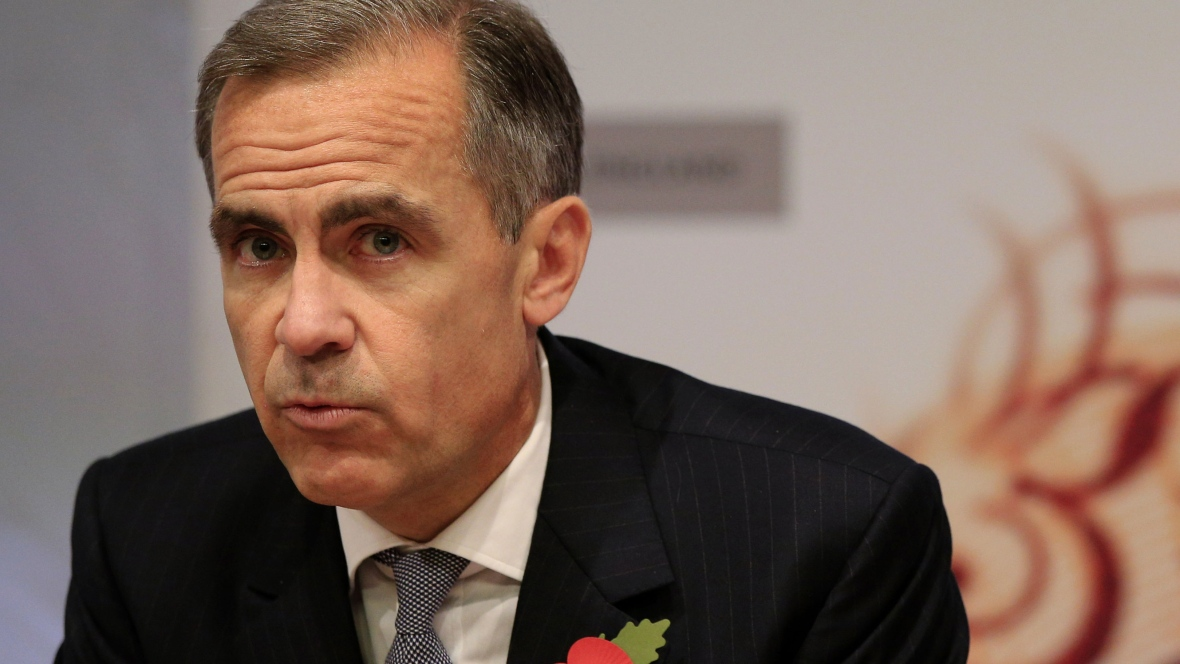 carney  british banks can handle the brexit and trade war
